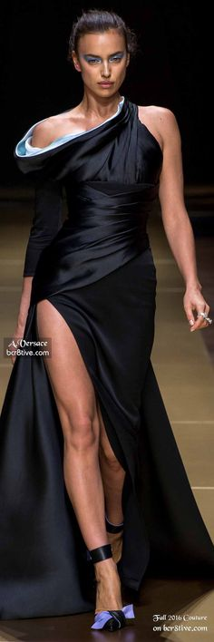 Atelier Versace - The Best Fall 2016 Haute Couture Fashion