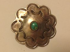 Vintage Native American Hand Made Sterling Silver by Tessey2, $78.00