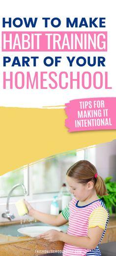 Parenting Books, Good Parenting, Kids Mental Health, How To Start Homeschooling, Charlotte Mason, Good Habits, Character Development, Homeschool Curriculum, My Children