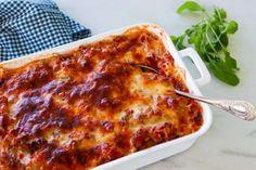 Spagetti-jauhelihavuoka - Ruoka & Koti Koti, Food And Drink, Ethnic Recipes, Spagetti, Lasagna