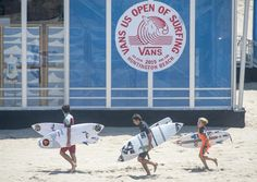 If U.S. Open is world's biggest surf contest, why is it held in Huntington Beach? It's not the waves - The Orange County Register