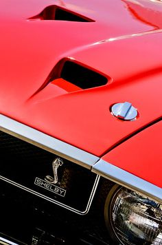 Muscle car photographs, American muscle photographs