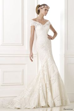 Atelier Pronovias 2015 Pre-Collection Wedding Dresses | Wedding Inspirasi