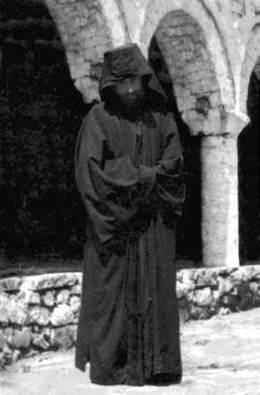 monks of mount athos - Orthodox Christianity, Priest, Greece, Spirituality, Statue, Art, Saints, Angel, People