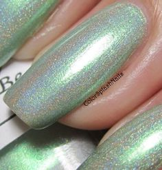 Liquid Sky Lacquer - Mint to Be
