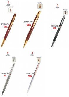 Swiss Military Pen Model BP 27 and BP 30