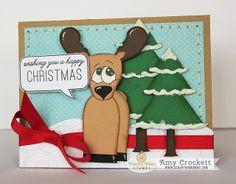 Christmas Moose : Sc