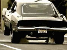 Fast And Furious Black Muscle Car