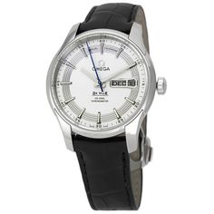 Omega Deville Hour Vision Men's Watch 431.33.41.21.02.001 - Omega - Shop Watches by Brand - Jomashop