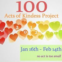 Come join! 4 weeks of kindness challenges plus join us in perform 100 acts of kindness between Jan 16-Feb 14th!