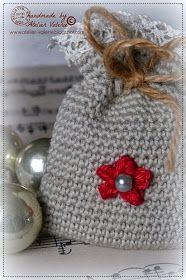 Atelier Valérie: Kerst Lavendelzakje