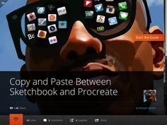 Snapguide iPad app