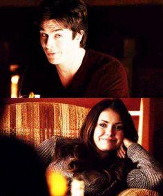 "S5 Ep20 ""What Lies Beneath"" - Damon and Elena"