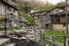 Tessin Switzerland, Cabin, House Styles, Home Decor, Decoration Home, Room Decor, Cabins, Cottage, Home Interior Design