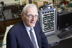 Lithium-Ion Battery Inventor Introduces New Technology for Fast-Charging, Noncombustible Batteries - UT News Energy Density, School Of Engineering, The Inventors, Energy Storage, Computer Hardware, Alternative Energy, Alternative News, Alternative Health, Save The Planet