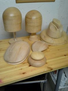 Hat blocks from Guy Morse-Brown have arrived!