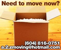Looking For Best Vancouver, Burnaby, Surrey, Richmond Movers