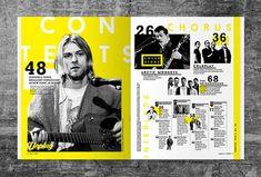 Magazine Page Layouts, Mise En Page Magazine, Magazine Layout Design, Magazine Cover Layout, Magazine Covers, Page Layout Design, Graphic Design Layouts, Graphic Design Posters, Graphic Design Inspiration