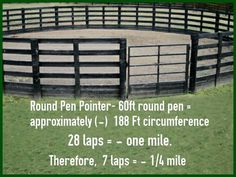 27 Best Round pens for horses images in 2020 Barn Stalls, Horse Stalls, Round Pens For Horses, Horse Round Pen, Horse Pens, Horse Barn Designs, Horse Paddock, Horse Shelter, Horse Barn Plans
