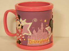 Disneyland Minnie Mouse 3D Mug     $15.97           1668