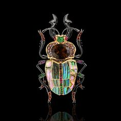 Master Exclusive Jewellery. World of insects...♡