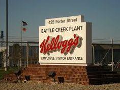 Kelloggs Factory,Battle Creek Michigan