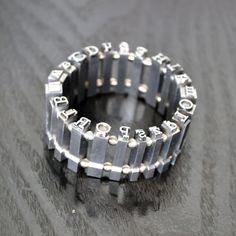 typewriter ring