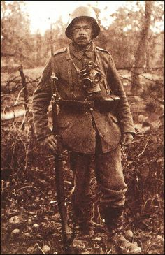German Soldier - Verdun 1916