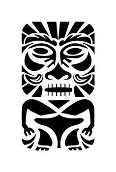 """Résultat de recherche d'images pour """"tiki maorie tattoo"""""""