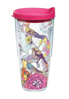 24oz Sketched Birds Branches Tumbler by Tervis