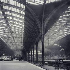 London In 1968 | Londonist - London Paddington Station
