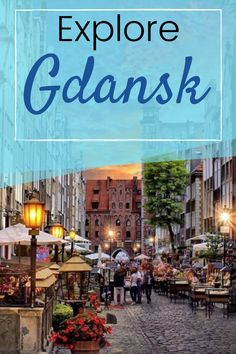The Baltic city of Gdansk in Poland is filled with surprises. Discover what's best to see and do in our handy travel guide Malbork Castle, Gdansk Poland, Poland Travel, Tri Cities, Places In Europe, Baltic Sea, Central Europe, Train Rides, Krakow