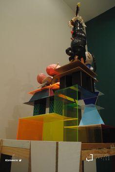 La Universidad Nacional Autónoma de México, el Consejo Nacional para la Cultura y las Artes, el Gobierno del Distrito  Federal y FEMSA celebran en el antiguo Colegio de San Ildefonso la X Bienal Monterrey FEMSA, para promover el arte contemporáneo.  #Museo #DF #SanIldefonso