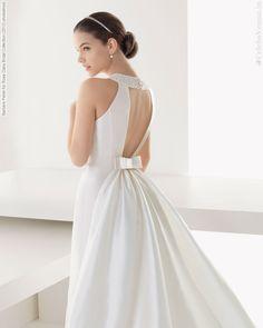 Barbara Palvin (Model) Rosa Clara 2013 Bridal Spring Summer Collection