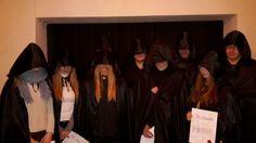 Diese neuen Mitglieder nehmen es mit der Geheimhaltung überaus ernst. Gut so! Herzlich willkommen im Orden!! :)