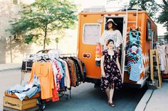 Lost Girls Vintage at Antique Taco | Free People Blog #freepeople