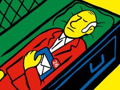 What Happens to Your Emails After You Die | by Bloomberg Businessweek | Bloomberg Businessweek | Medium Bloomberg Businessweek, T Set, Your Email, What Happened To You, Global Economy, Law School, This Or That Questions, Shit Happens