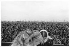 Larry Towell es un fotógrafo canadiense que se incorporó a Magnum Photos en 1988