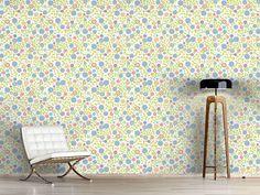 Design #Tapete Florales Morgenlied