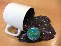 Vesmírný dárek Mugs, Tableware, Dinnerware, Cups, Dishes, Mug, Tumbler