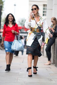 Fashion Week de Londres, Jour 4