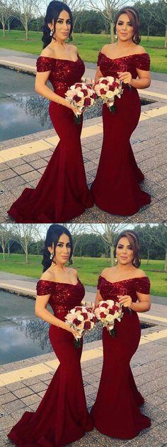 bridesmaid dresses burgundy,off the shoulder bridesmaid dresses,mermaid bridesmaid dresses,modest bridesmaid dresses,cheap bridesmaid dresses,wedding bridesmaid dresses,bridesmaid dresses long,bridesmaid dresses 2018,simple bridesmaid dresses #demidress #prom #promdress #promdresses #promdresslong #womensfashion #womenswear #bridesmaiddress #bridesmaidsdresses #burgundy #mermaidparty #mermaid
