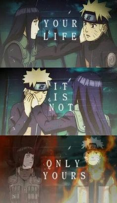Naruhina...the most adorable couple in my opinion. I just love how they're so different and yet so alike.