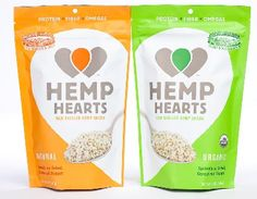 Feature Product Reviews: Hemp Foods by Manitoba Harvest