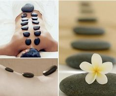 Hot stone massage combined with acupuncture is an unbelievable way to release tension, it melts you into goo.lol
