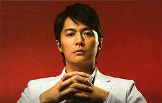 """Masaharu Fukuyama (Japanese Singer , Actor). TV drama """"Galileo."""""""