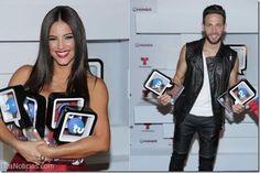 La bellísima Gaby Espino y Gabriel Coronel triunfaron en los Premios Tu Mundo (Fotos) - http://www.leanoticias.com/2014/08/22/la-bellisima-gaby-espino-y-gabriel-coronel-triunfaron-en-los-premios-tu-mundo-fotos/