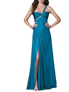 AK Beauty Womens Sweetheart Aline Formal Evening Dress Blue US12 ** You can get more details by clicking on the image. Note: It's an affiliate link to Amazon.