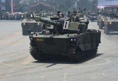 Tank Pindad Dilengkapi Berbagai Fitur Canggih