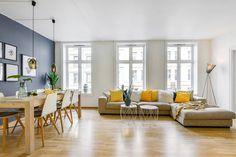 Dette er en moderne drøm av en leilighet for de som har en forkjærlighet for…